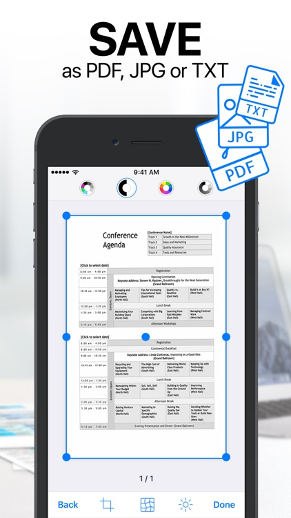 Scanner App: Scan PDF Document