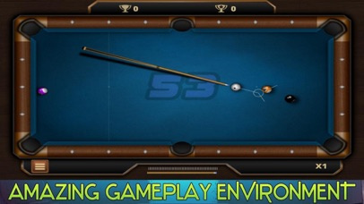 8Billiards Pool screenshot 1