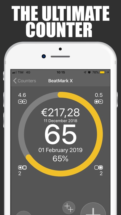 Screenshot for Power Counter in United States App Store