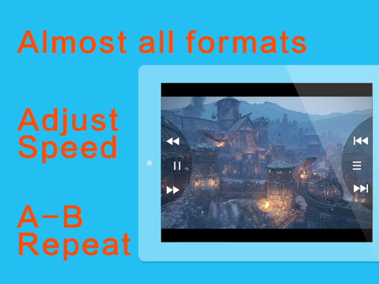 OPlayer HD - video player | App Price Drops