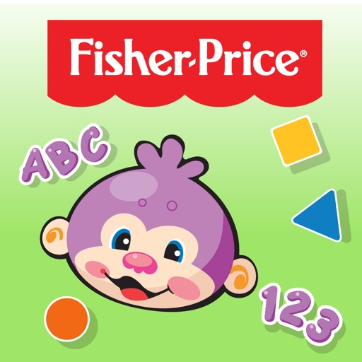 Laugh & Learn™ Learning Letters Monkey App