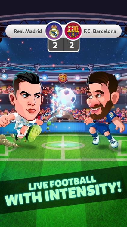 Head Soccer La Liga 2018 screenshot-0
