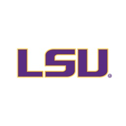 LSU Tigers Stickers Basic