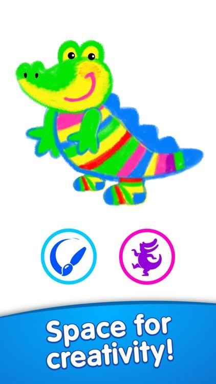 Drawing Games for Kids Toddler screenshot-5