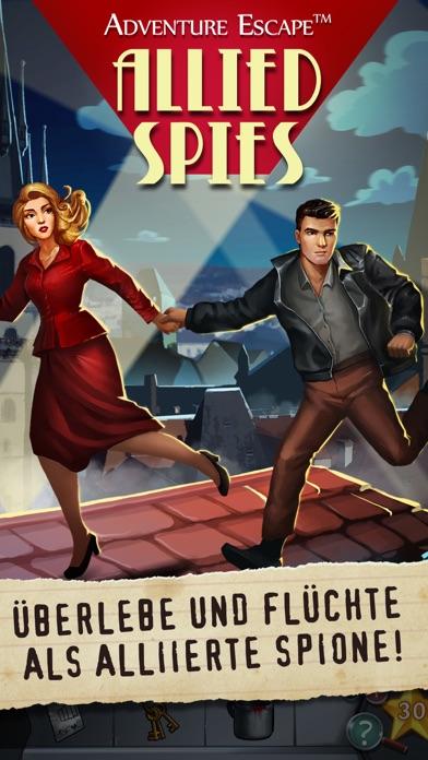 Adventure Escape: Allied SpiesScreenshot von 5