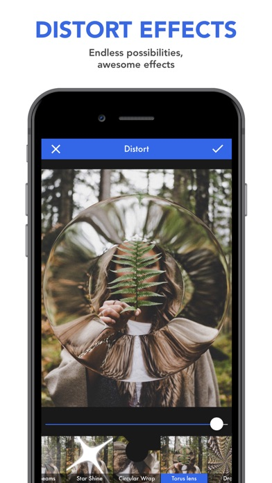Thyra - Creative Photo Editor IPA Cracked for iOS Free ...