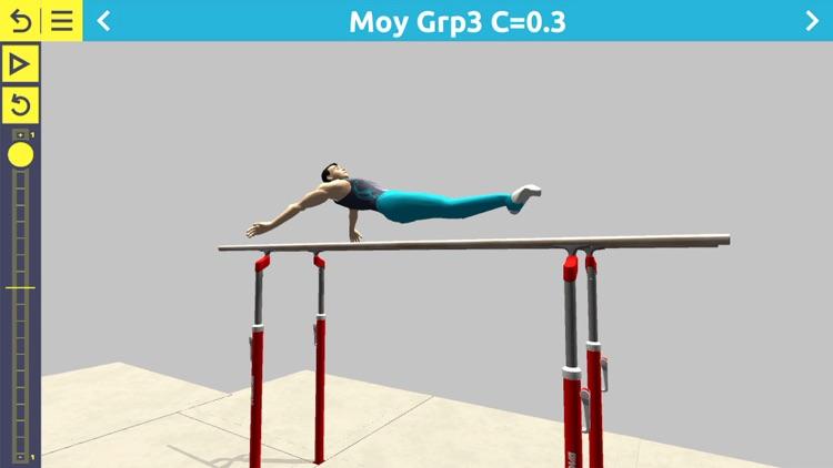 3D Gym Men - FB Curves screenshot-8