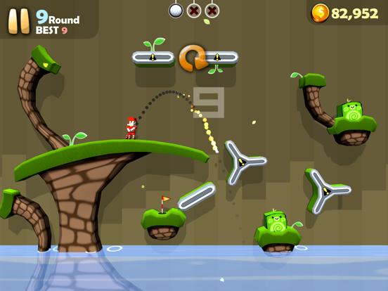 Golf Hero - Pixel Golf 3D screenshot 10