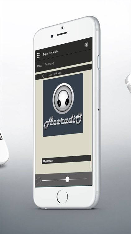 AceRadio network screenshot-1