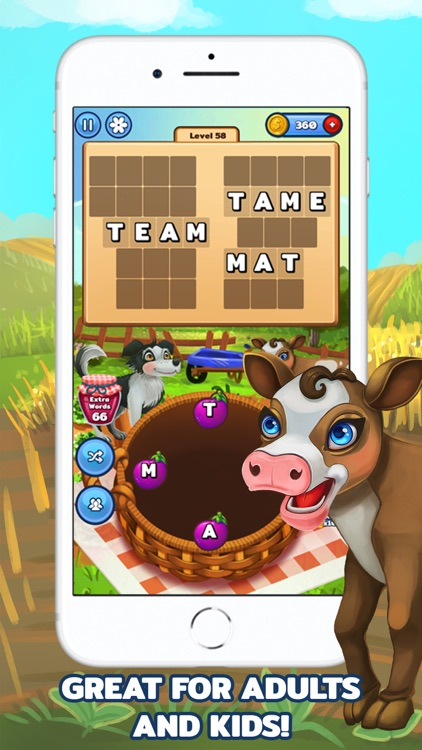 Word Farm - Search Puzzle Game screenshot-5