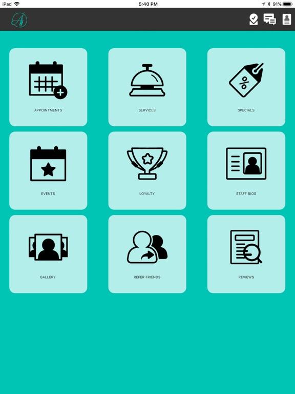 iPad Image of Lisa Akbari World Trichology