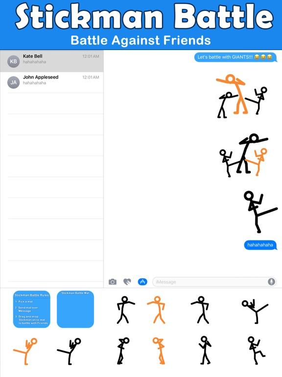 Animated Stick Man Battles screenshot 5