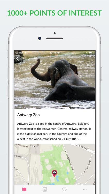 Antwerp Offline Map & Guide