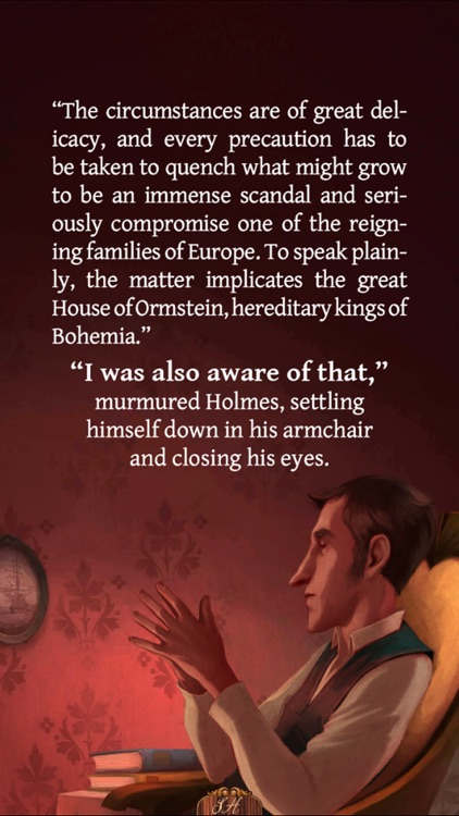 iClassics: Sherlock Holmes screenshot-3