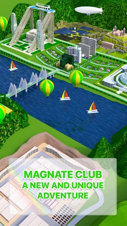 Magnate Club screenshot-0