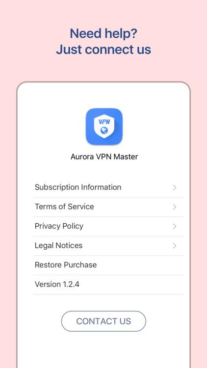 VPN Master Hotspot proxy screenshot-3