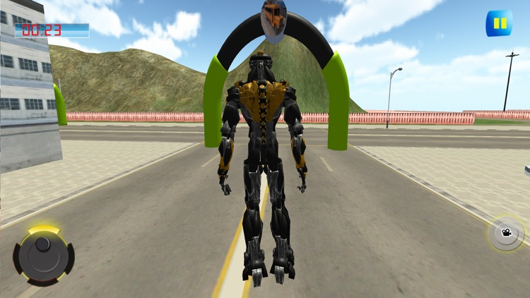Multi Car Robot Real Transform