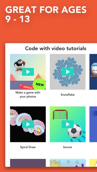 Hopscotch: Coding for kids