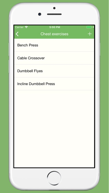 Gym Workout Tracker - Fitness
