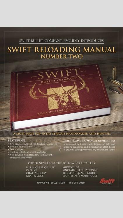 Hodgdon Reloading Manual screenshot-4