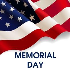 Memorial day greetings on the app store memorial day greetings 4 m4hsunfo