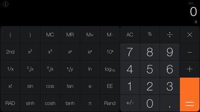 Calculator Air - Math Calc screenshot 4