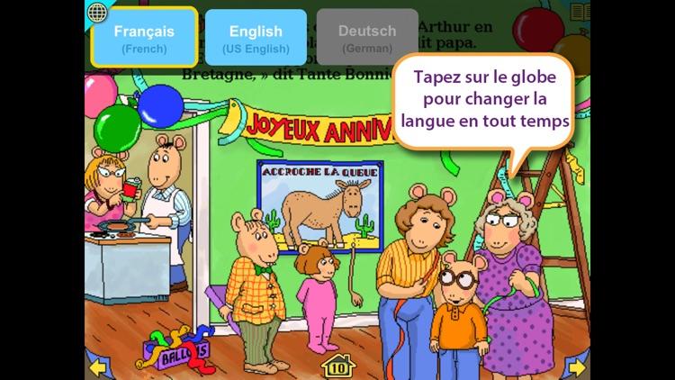 FR-L'Anniversaire D'Arthur