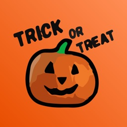 Trick or Treat Halloween Emoji
