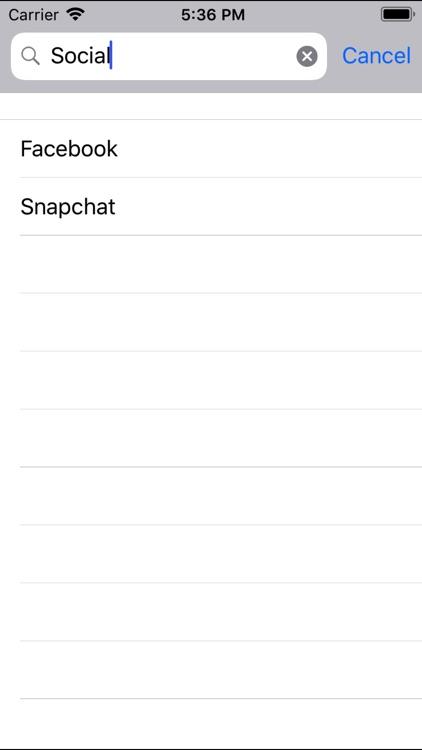 Keys - Password Manager screenshot-4