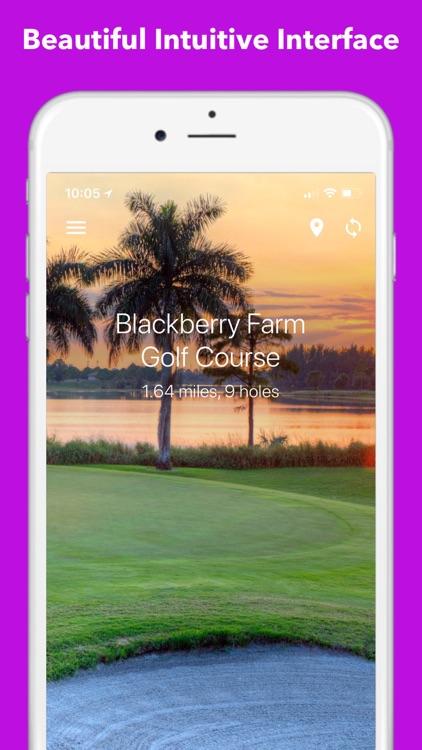 Golf GPS + screenshot-3