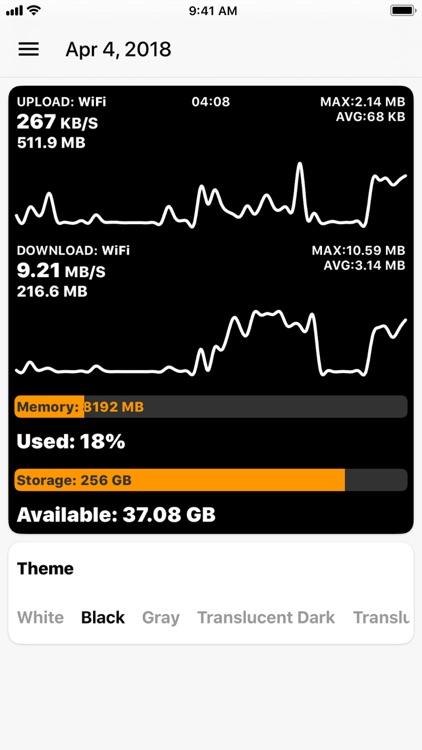 Network Monitor+ screenshot-7