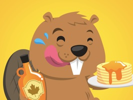 Download Beavers Stickers for iMessage