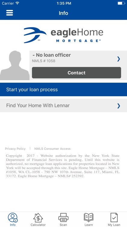Eagle Home Mobile Mortgage