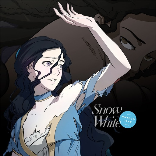 Untold Love Snow White Sticker