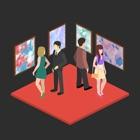 你的美术馆 - 3D原创私人艺术画廊 icon