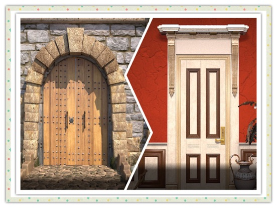 Open The Door 4 - Mystery-ipad-3