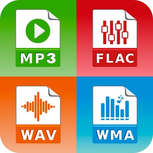 MP3-конвертер: музыкальные док