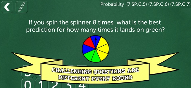 7th grade math learning games on the app store