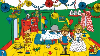 Screenshot for Pippi's Villa Villekulla! in Malaysia App Store