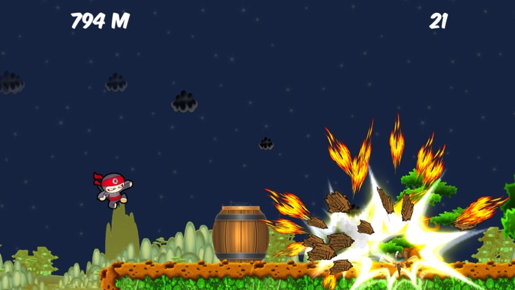 Chop Chop Runner screenshot-3