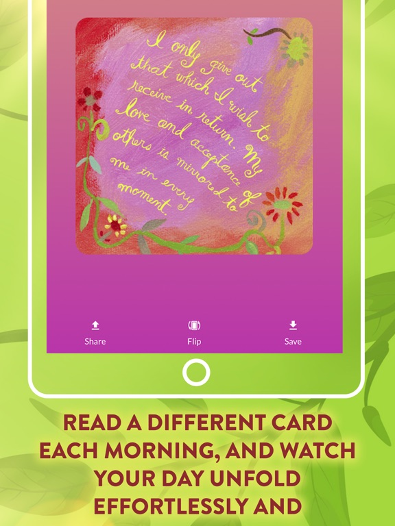 Power Thought Cards screenshot 10