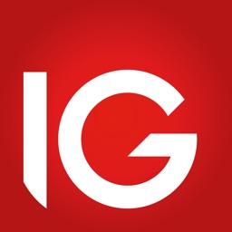 IG Trading para iPad
