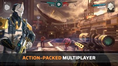 Modern Combat Versus screenshot 1