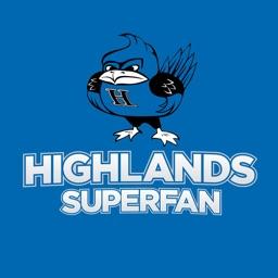 Highlands Bluebirds SuperFan
