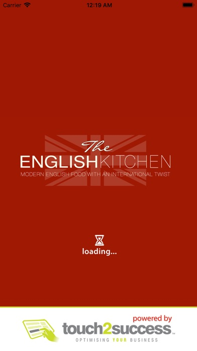 The English Kitchen Stoke screenshot 1