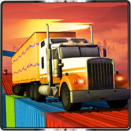 Truck Drive Impossible Tracks