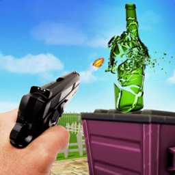Extreme Bottle Shooter Game