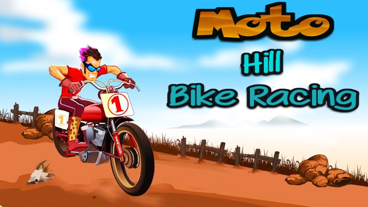 Moto Hill Bike Racing screenshot-0