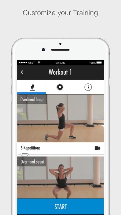Dynamic Sports Stretching screenshot-4