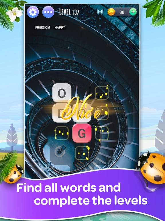 Word View - Link Search Games screenshot 11